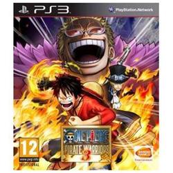 Videogioco Namco - One piece pirate warriors 3 Ps3