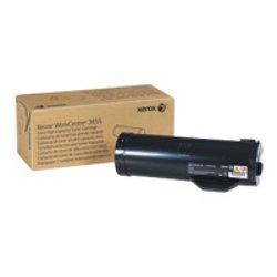 Toner Xerox - Toner nero alta cap x wc 3655 sing