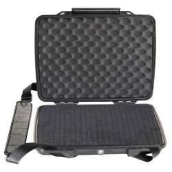 Sacoche Pelican HardBack Case 1075 - Sacoche pour ordinateur portable - noir