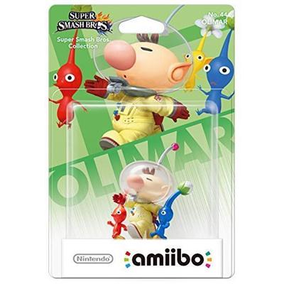 Nintendo - AMIIBO SMASH PIKMIN E OLIMAR 44