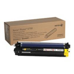 Unité mise en image Xerox - Jaune - unité de mise en image de l'imprimante - pour Phaser 6700Dn, 6700DT, 6700DX, 6700N, 6700V_DNC