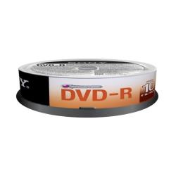 Sony DMR-47SP - 10 x DVD-R - 4.7 Go 4x - spindle