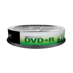 Sony 10DPR47SP - 10 x DVD+R - 4.7 Go ( 120 minutes ) 16x - spindle