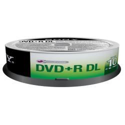 Sony 10DPR85SP - 10 x DVD+R DL - 8.5 Go 8x - spindle