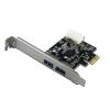 Carte PCI Nilox - Nilox - Adaptateur USB - PCIe -...