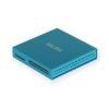Lecteur de cartes mémoire Nilox - Nilox ALUMINUM CARDREADER 2.0 -...