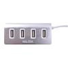 Hub Nilox - Nilox - Concentrateur (hub) - 4...