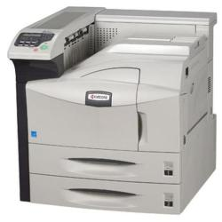 Imprimante laser Kyocera FS-9530DN - Imprimante - monochrome - Recto-verso - laser - A3/Ledger - 1800 x 600 ppp - jusqu'à 51 ppm - capacité : 1200 feuilles - parallèle, USB, LAN