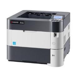 Imprimante laser Kyocera FS-4200DN - Imprimante - monochrome - Recto-verso - laser - A4/Legal - 1200 x 1200 ppp - jusqu'� 50 ppm - capacit� : 600 feuilles - USB 2.0, Gigabit LAN, h�te USB