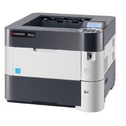 Imprimante laser Kyocera FS-4300DN - Imprimante - monochrome - Recto-verso - laser - A4/Legal - 1200 ppp - jusqu'à 60 ppm - capacité : 600 feuilles - USB 2.0, Gigabit LAN, hôte USB