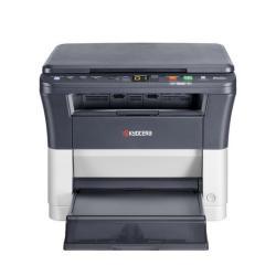 Imprimante laser multifonction Kyocera FS-1220MFP - Imprimante multifonctions - Noir et blanc - laser - A4 (210 x 297 mm), Legal (216 x 356 mm) (original) - A4/Legal (support) - jusqu'à 20 ppm (copie) - jusqu'à 20 ppm (impression) - 250 feuilles - USB 2.0