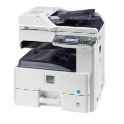 Imprimante laser multifonction Kyocera FS-6530MFP - Imprimante multifonctions - Noir et blanc - laser - A3/Ledger (297 x 432 mm) (original) - A3 (support) - jusqu'à 30 ppm (copie) - jusqu'à 30 ppm (impression) - 600 feuilles - USB 2.0, Gigabit LAN, hôte USB