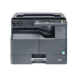 Imprimante laser multifonction Kyocera TASKalfa 1800 - Imprimante multifonctions - Noir et blanc - laser - A3 (297 x 420 mm) (original) - A3/Ledger (support) - jusqu'à 18 ppm (copie) - jusqu'à 18 ppm (impression) - 400 feuilles - USB 2.0