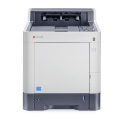 Imprimante laser Kyocera ECOSYS P7040cdn - Imprimante - couleur - Recto-verso - laser - A4/Legal - 9 600 x 600 ppp - jusqu'� 40 ppm (mono) / jusqu'� 40 ppm (couleur) - capacit� : 600 feuilles - USB 2.0, Gigabit LAN, h�te USB