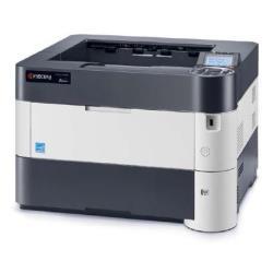 Imprimante laser Kyocera ECOSYS P4040dn - Imprimante - monochrome - Recto-verso - laser - A3 - 1200 x 1200 ppp - jusqu'à 40 ppm - capacité : 600 feuilles - USB 2.0, Gigabit LAN, hôte USB