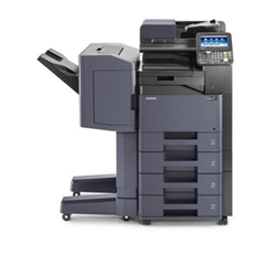Imprimante laser multifonction Kyocera TASKalfa 406ci - Imprimante multifonctions - couleur - laser - Legal (216 x 356 mm) (original) - A4/Legal (support) - jusqu'� 40 ppm (copie) - jusqu'� 40 ppm (impression) - 600 feuilles - Gigabit LAN, h�te USB 2.0