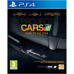 Jeu vidéo Project Cars - Game Of The Year PlayStation 4 - italien