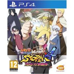 Videogioco Namco - Naruto