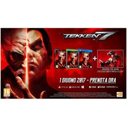 Videogioco Namco - Tekken 7