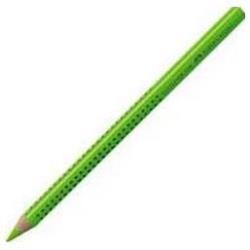 Faber-Castell TEXTLINER DRY 1148 - Crayon de couleur - vert fluorescent - 5.4 mm