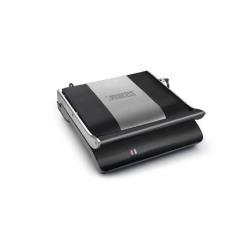 Princess 117204 Comfort Pro - Appareil à panini - 2000 Watt - satin noir/acier inoxydable