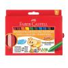 Crayon Faber Castell - Faber-Castell Jumbo - Crayon -...