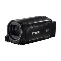 Caméscope Canon LEGRIA HF R78 - Caméscope - 1080p / 50 pi/s - 3.28 MP - 32x zoom optique - flash 16 - carte Flash - Wi-Fi, NFC - noir