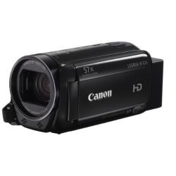 Caméscope Canon LEGRIA HF R76 - Caméscope - 1080p / 50 pi/s - 3.28 MP - 32x zoom optique - flash 16 - carte Flash - Wi-Fi, NFC - noir