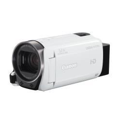 Cam�scope Canon LEGRIA HF R706 - Cam�scope - 1080p / 50 pi/s - 3.28 MP - 32 x zoom optique - carte Flash - blanc