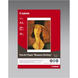 Papier Canon Fine Art Paper Museum Etching FA-ME1 - Papier pour beaux arts - A3 (297 x 420 mm) 20 feuille(s)