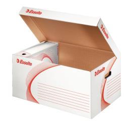Boîte à archive Esselte - Boîte de classement - blanc