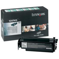Toner Lexmark - 12a7415