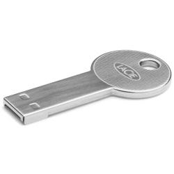 Clé USB LaCie CooKey - Clé USB - 8 Go - USB 2.0