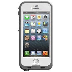 Custodia LifeProof - CUSTODIA IPHONE5 NUUD WHITE