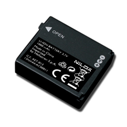 Foto Batteria Rech. battery f-60 f-60 mm93 Nilox