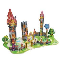 Kit creativo Faber Castell - Il castello