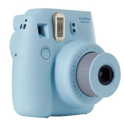 Apareil photo analogique Fujifilm Instax Mini 8 - Instantané - objectif : 60 mm - bleu