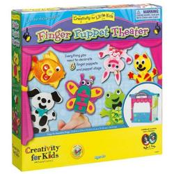 Faber Castell - Finger puppet theatre