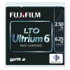 Support stockage Fujifilm - FUJIFILM LTO Ultrium G6 - LTO...