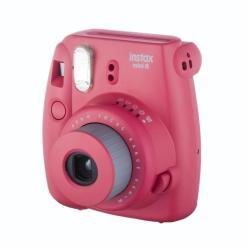 Apareil photo analogique Fujifilm Instax Mini 8 - Instantané - objectif : 60 mm - framboise