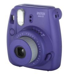 Apareil photo analogique Fujifilm Instax Mini 8 - Instantané - objectif : 60 mm - raisin
