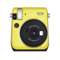 Apareil photo analogique Fujifilm Instax Mini 70 - Instantané - objectif : 60 mm - jaune