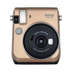 Apareil photo analogique Fujifilm Instax Mini 70 - Instantané - objectif : 60 mm - or