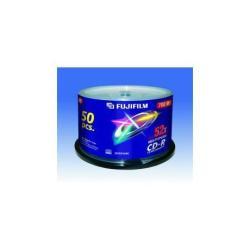 FUJIFILM - 50 x CD-R - 700 Mo ( 80 min ) 52x - spindle