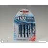 Pile Ansmann - ANSMANN Micro - Batterie 4 x...