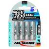 Pile Ansmann - ANSMANN Digital - Batterie 4 x...