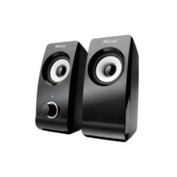 Enceinte PC Trust Remo 2.0 Speaker Set - Haut-parleurs - pour utilisation mobile - 8 Watt (Totale)