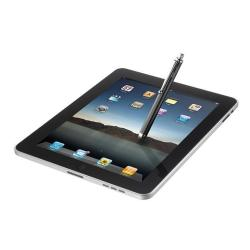 Stylet Trust Stylus Pen for iPad and touch tablets - Stylet - pour Apple iPad 1; 2; iPhone 3G, 3GS, 4; iPod touch (1G, 2G, 3G, 4G)