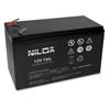 Batteria Nilox - Batteria ups 7ah 12v