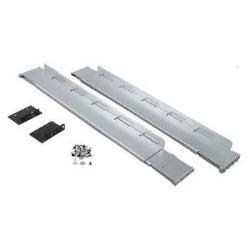 """Nilox - Kit de montage UPS - montable sur rack - argenté(e) - 2U - 19"""" - pour Server Pro LCD 2200, 3300"""